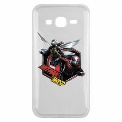 Чохол для Samsung J5 2015 ANT MAN and the WASP MARVEL