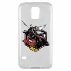 Чохол для Samsung S5 ANT MAN and the WASP MARVEL