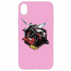 Чохол для iPhone XR ANT MAN and the WASP MARVEL