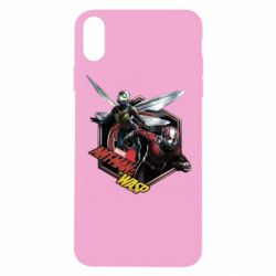 Чохол для iPhone Xs Max ANT MAN and the WASP MARVEL