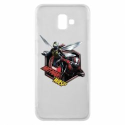 Чохол для Samsung J6 Plus 2018 ANT MAN and the WASP MARVEL