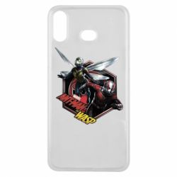 Чохол для Samsung A6s ANT MAN and the WASP MARVEL