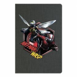 Блокнот А5 ANT MAN and the WASP MARVEL
