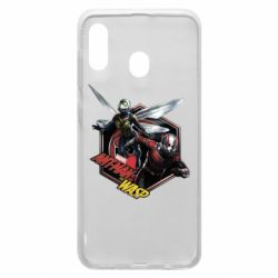 Чохол для Samsung A20 ANT MAN and the WASP MARVEL