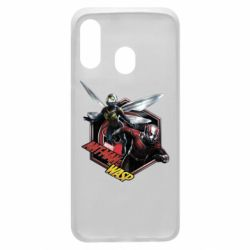 Чохол для Samsung A40 ANT MAN and the WASP MARVEL