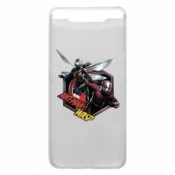 Чохол для Samsung A80 ANT MAN and the WASP MARVEL