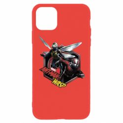 Чохол для iPhone 11 ANT MAN and the WASP MARVEL