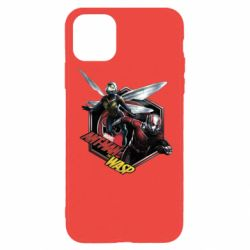 Чохол для iPhone 11 Pro Max ANT MAN and the WASP MARVEL