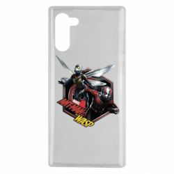 Чохол для Samsung Note 10 ANT MAN and the WASP MARVEL