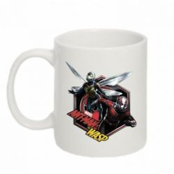 Кружка 320ml ANT MAN and the WASP MARVEL