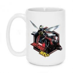 Кружка 420ml ANT MAN and the WASP MARVEL