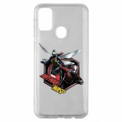 Чохол для Samsung M30s ANT MAN and the WASP MARVEL