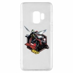 Чохол для Samsung S9 ANT MAN and the WASP MARVEL