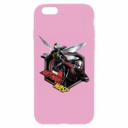 Чохол для iPhone 6/6S ANT MAN and the WASP MARVEL