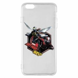 Чохол для iPhone 6 Plus/6S Plus ANT MAN and the WASP MARVEL