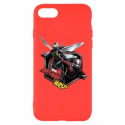 Чохол для iPhone 7 ANT MAN and the WASP MARVEL