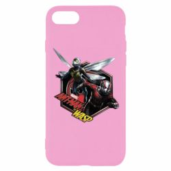 Чохол для iPhone 8 ANT MAN and the WASP MARVEL