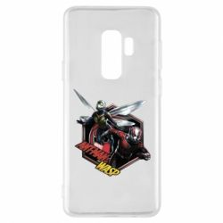 Чохол для Samsung S9+ ANT MAN and the WASP MARVEL