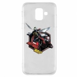 Чохол для Samsung A6 2018 ANT MAN and the WASP MARVEL