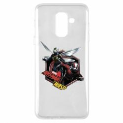 Чохол для Samsung A6+ 2018 ANT MAN and the WASP MARVEL