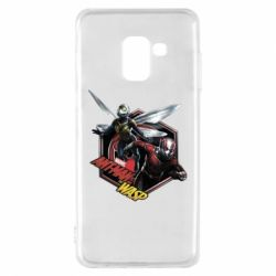 Чохол для Samsung A8 2018 ANT MAN and the WASP MARVEL