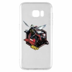 Чохол для Samsung S7 EDGE ANT MAN and the WASP MARVEL