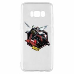Чохол для Samsung S8 ANT MAN and the WASP MARVEL