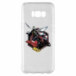 Чохол для Samsung S8+ ANT MAN and the WASP MARVEL