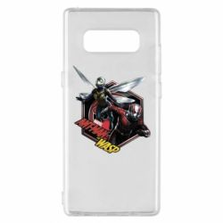 Чохол для Samsung Note 8 ANT MAN and the WASP MARVEL