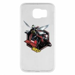 Чохол для Samsung S6 ANT MAN and the WASP MARVEL