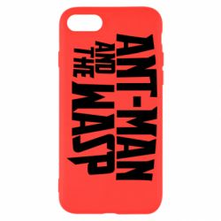 Чохол для iPhone 7 Ant - Man and the Wasp