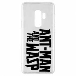 Чохол для Samsung S9+ Ant - Man and the Wasp