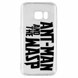 Чохол для Samsung S7 Ant - Man and the Wasp