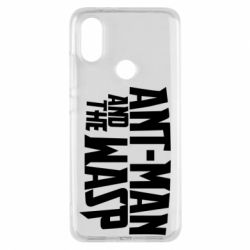 Чохол для Xiaomi Mi A2 Ant - Man and the Wasp