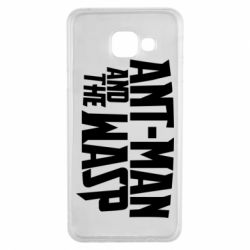 Чохол для Samsung A3 2016 Ant - Man and the Wasp