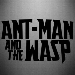 Наклейка Ant - Man and the Wasp