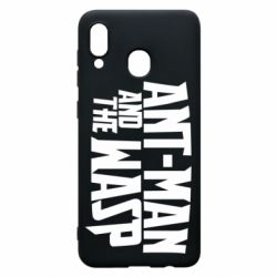 Чохол для Samsung A30 Ant - Man and the Wasp