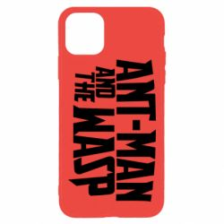 Чохол для iPhone 11 Pro Max Ant - Man and the Wasp