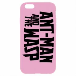 Чохол для iPhone 6/6S Ant - Man and the Wasp