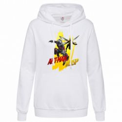 Толстовка жіноча Ant - Man and Wasp