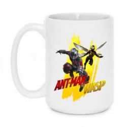 Кружка 420ml Ant - Man and Wasp