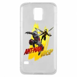 Чохол для Samsung S5 Ant - Man and Wasp