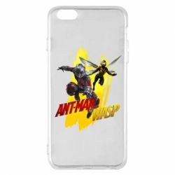 Чохол для iPhone 6 Plus/6S Plus Ant - Man and Wasp
