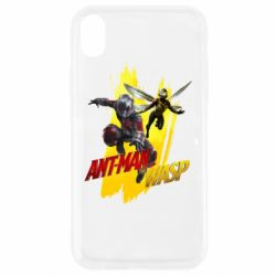 Чохол для iPhone XR Ant - Man and Wasp