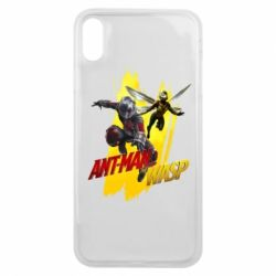 Чохол для iPhone Xs Max Ant - Man and Wasp