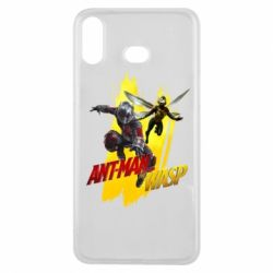 Чохол для Samsung A6s Ant - Man and Wasp