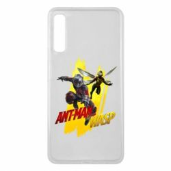 Чохол для Samsung A7 2018 Ant - Man and Wasp
