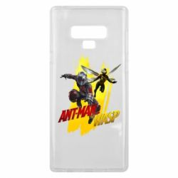 Чохол для Samsung Note 9 Ant - Man and Wasp