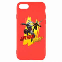 Чохол для iPhone 8 Ant - Man and Wasp