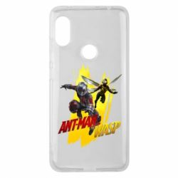 Чохол для Xiaomi Redmi Note Pro 6 Ant - Man and Wasp